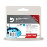 5 Star Canon CLI-8C Cyan Compatible Ink Cartridge